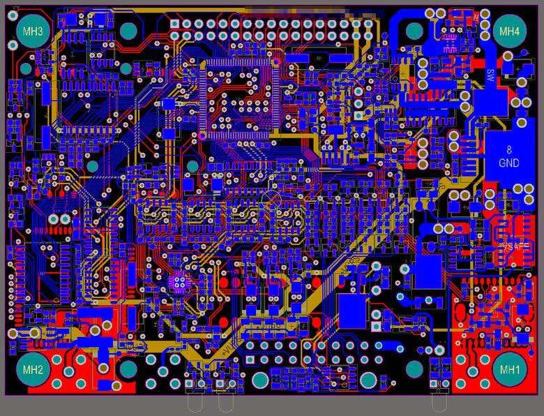 GPS tracker (LPC1768 based) | Freelancer