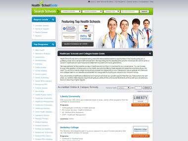 Health School Guide
