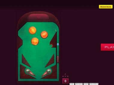Pinball - Canvas