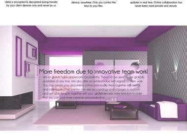 Gkdistri Website Design