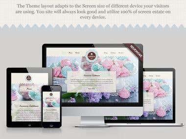 Mobile Site - Wordpress