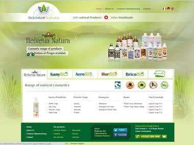 Scientia natura medical product