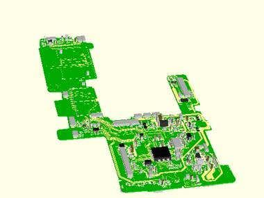 Android to External peripheral interface card