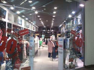 Shoping Store