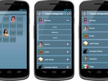 Memory Matching Game (Android)