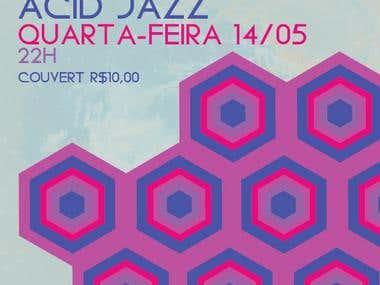 La Conga poster
