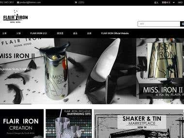 Build a online store with Prestashop