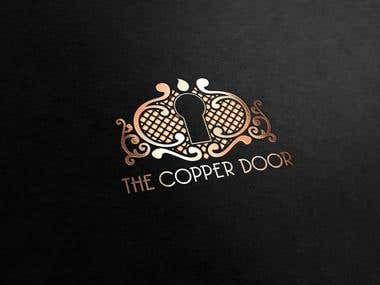 The copper door Bar