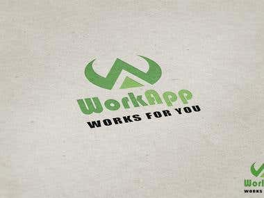 WorkApp Sample Logo