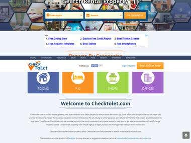 Checktolet.com
