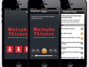 Melnyks Chinese - Learn Chinese