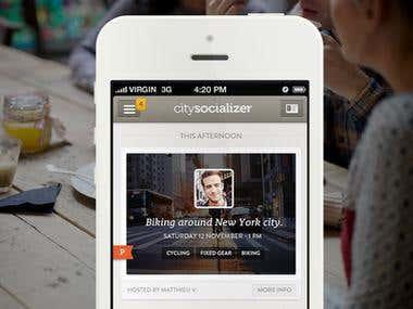 Social Chat/Messenger App