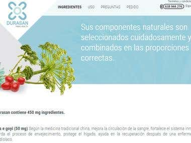 ENG-SPA translation of website
