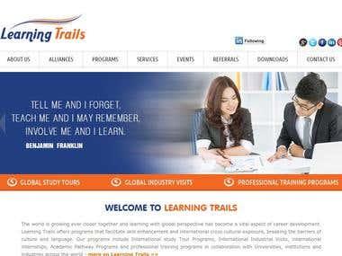 An educational portal