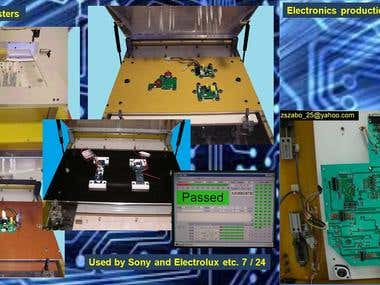 Production Support Electronics