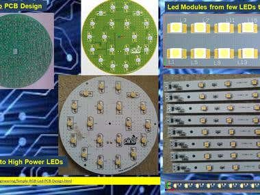 Led related