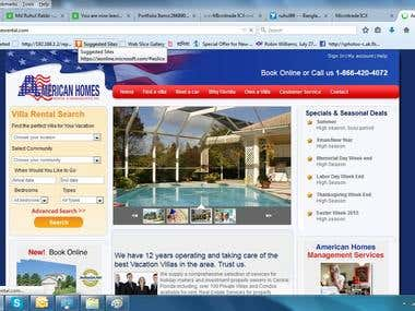 American Homes Rental : Vacation Rental Home and Villas or L