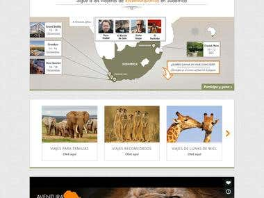 Content Marketing - Online Travel Agency