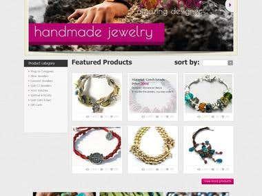 Jewel ecommerce