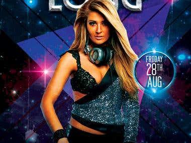 Night Club Flyer/Poster