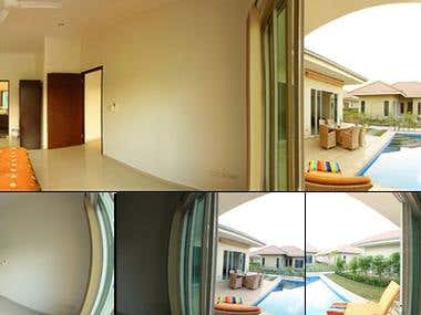 Photo Panorama Stitching Services