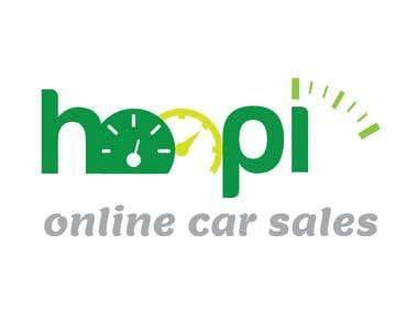 Online Car Sales Brand Identity