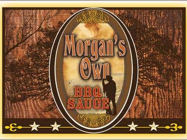 Winning Contest Design for Morgans Own BBQ Sauce