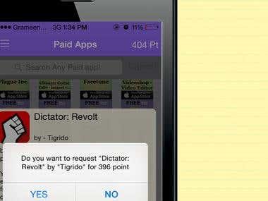 Gift card Earning App for  IOS