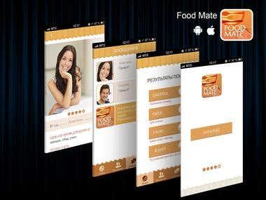 FoodMate App