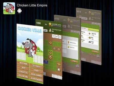 Chicken little empire