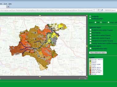 MapServer & PostgreSQL/PostGIS & MS SQL server