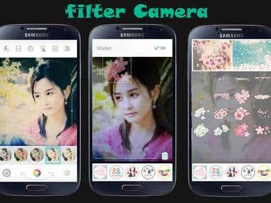 Filter Camera
