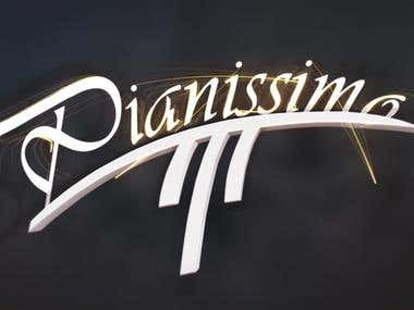 Pianissimo Intro Animation