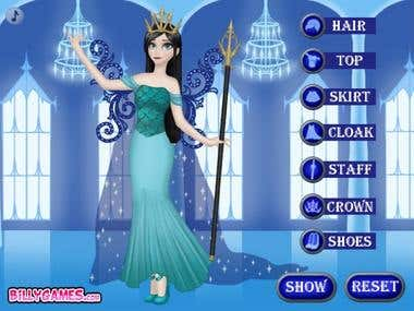 My game screenshot