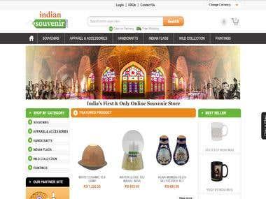 Indian souvenir