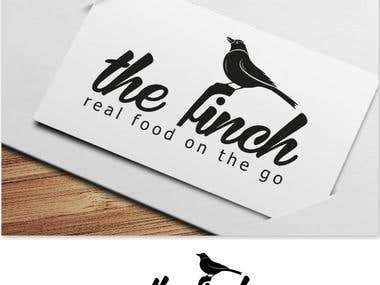 Finch Logo Design