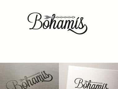 Bohamis Logo Design