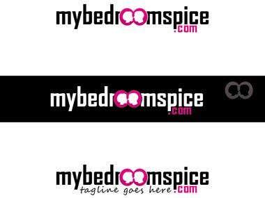 Mybedroomspice Logo Design