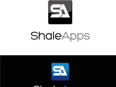 ShalesApps Logo Design