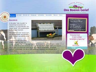 Care farm website