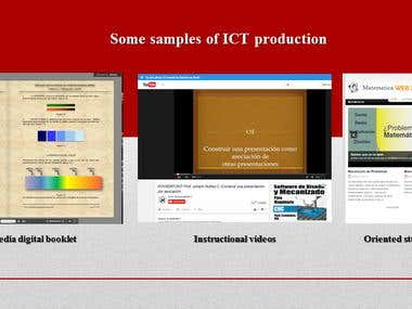 ICT production