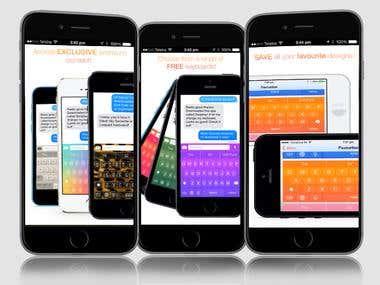 Custom Keyboard App