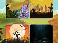 Zombie Crush Mania - Puzzle Match Game for iPhone and ipads.