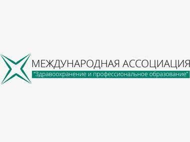 Logotype [International Association of health and education]