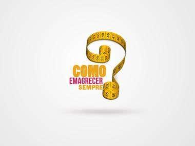 Logomarca Blog Como emagrecer sempre
