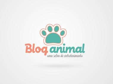 Logomarca Blog Animal