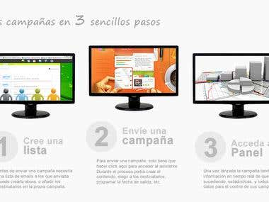 Desarrollo de una plataforma de email marketing