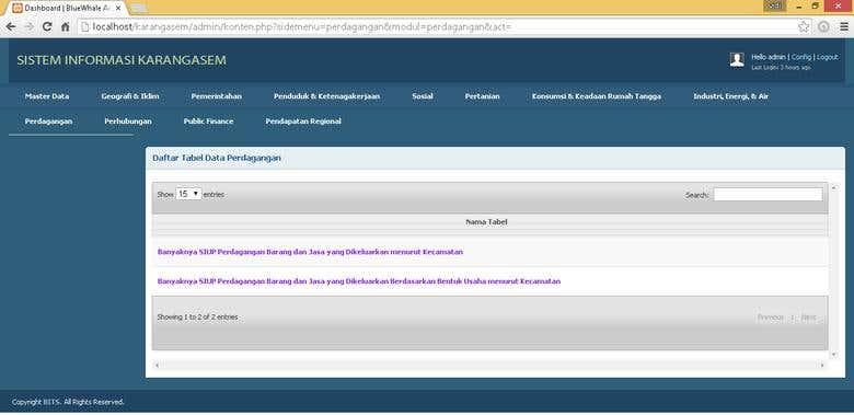 Sistem Informasi Bisnis Perdagangan Ikan Berbasis Web Menggunakan PHP dan MySQL - dok