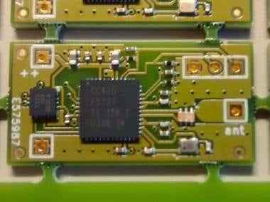 TinyNode Wireless Sensor Platform