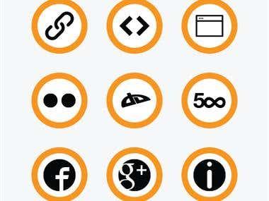 Icon Design - ImageRaider